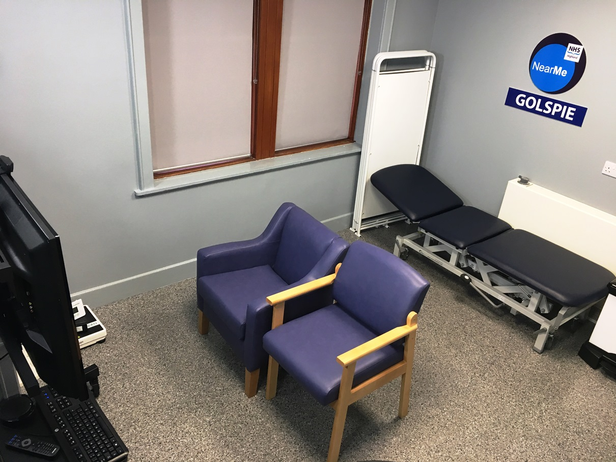 Board expands video-consulting NHS Near Me Service