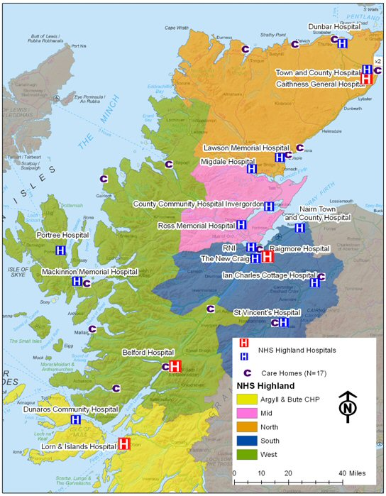 Map Of Uk Highlands.Welcome