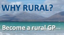 Why Rural? Become a rural GP.